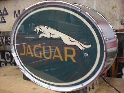 jaguar,e-type,mk2,xk,xf,classic,XJS,XJ6,,mancave,lightup sign,garage,workshop