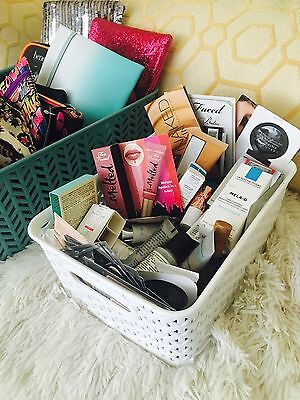 21pc Makeup Cosmetics LOT Ipsy Birchbox Glossybox Allure Full/Sample Size NEW