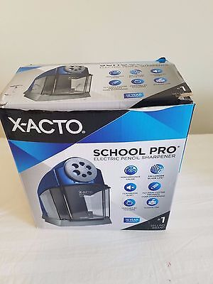 X-ACTO School Pro Electric Pencil Sharpener Model 1670