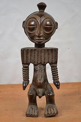 Africa amazing buyu Statue from DRC Congo