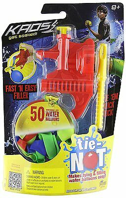 Tie Not Water Balloon Filling Set Imperial Toy May Colors Vary Item
