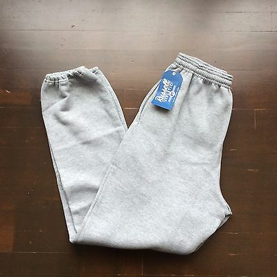 Vintage Russell Athletic Gray Sweatpants NWT Mens Medium
