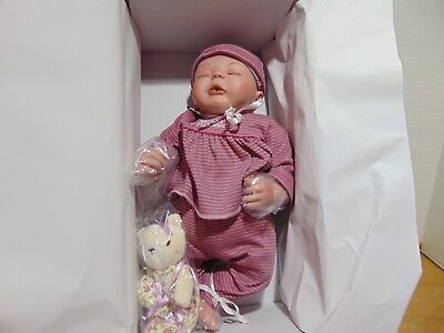 Paradise Galleries Little Princess Realistic Baby Doll NIB
