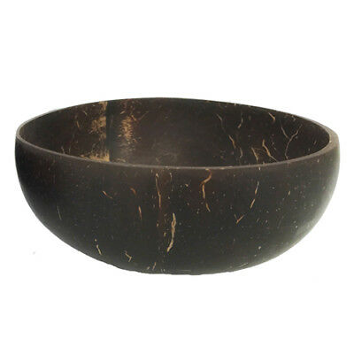 Coconut Bowl - Hand Made Reclaimed Coconut Water Shell - Great for Serving Food