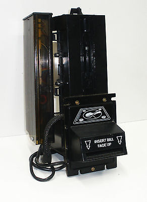 Coinco BA50B   Dollar Bill Acceptor Validator MDB & Pulse  Tested  Used    BA30B