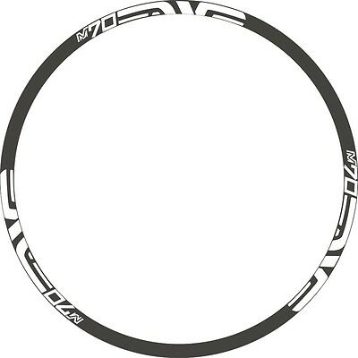 """EVNE M70 Bicycle Rim Wheels Stickers Decals Replacement MTB FOR 26""""/27.5""""/29"""""""