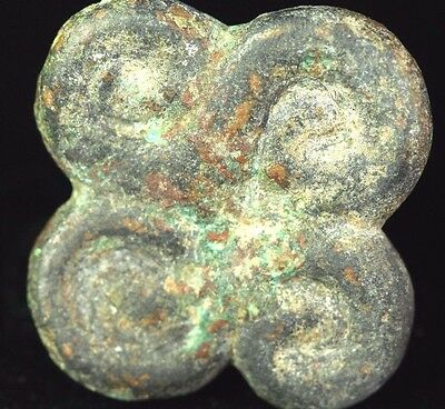 Bactrian Indus Vally Civilizations Middle Bronze Age Seal Stomp