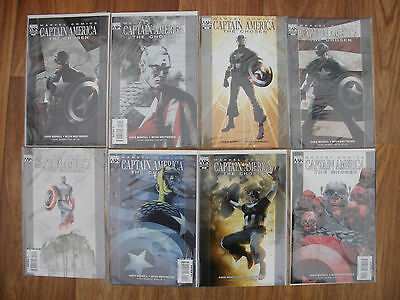 Captain America - The Chosen - Issues #1- 6 - Marvel First Prints + Variants