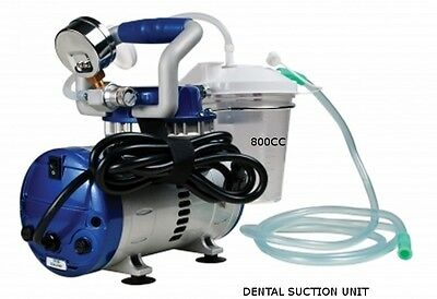 Dental Vacuum Suction Unit High Vacuum Suction- Extra Strong Suction!