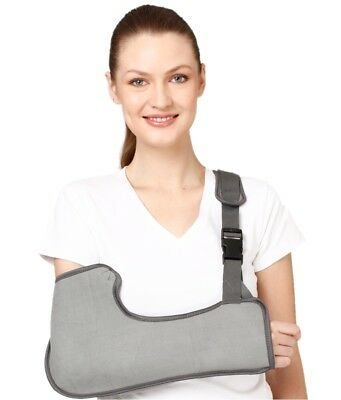 ISO, WHO & CE CERTIFIED Arm Support Sling Shoulder Brace Injuries Wrinkle proof