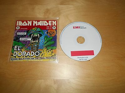 Iron Maiden - Promo Cd - Eldorado