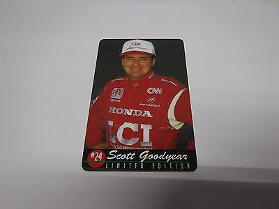 Scott Goodyear LCI calling card