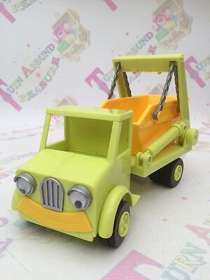 Bob The Builder Friction Powered Vehicle Toy - Skip - Others Available!!