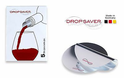"DROPSAVER ""stop the drop"" (5er-Packung) - Weinausgießer, Flaschenausgießer"