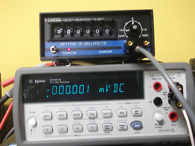 Datel Dvc-8500A High-Precision Voltage Source #3 W/manual Free Shipping