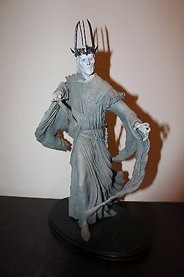 Sideshow Weta Lord of the Rings Twilight Witchking Statue
