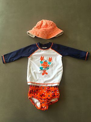 Boys swim set size 00
