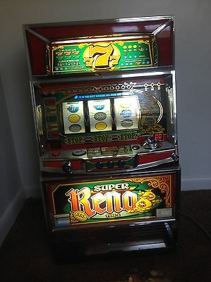 PACHISLO Super Reno Slot Machine + 100 plus tokens