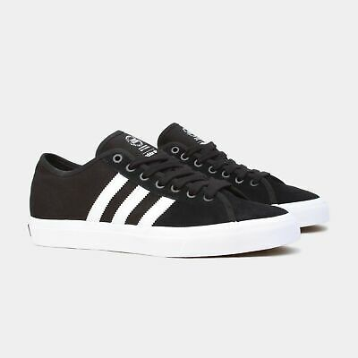 buy online 9a2b7 7f6cc Adidas Matchcourt Rx Black   White Skateboard Shoes Suede Canvas New By3201  Aus