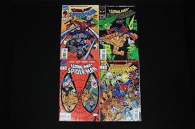 The Lethal Foes Of Spider-Man # 1-4 (1993) Marvel Comics!