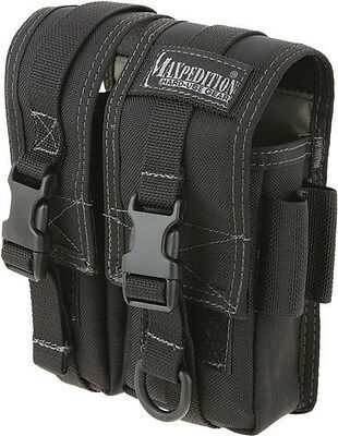 Maxpedition TC-8 WAISTPACK (Black) PT1032B Multi-purpose tool pouch designed for