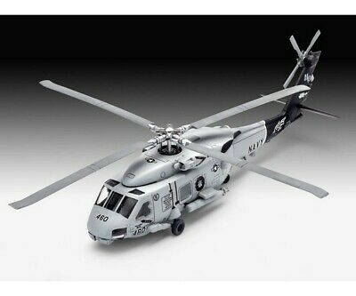 Revell 04955 1:100 SH-60 Navy Helicopter