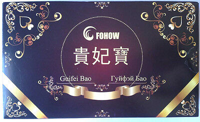 Guifei Bao FOHOW VAGINALE 6 Kapseln Tampons Perle der Prinzessin herbal pads