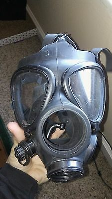 Gas Mask Just Face Mask