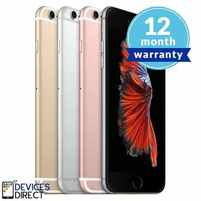 Apple iPhone 6S - Unlocked Mobile Phone 16/32/64/128GB - 4G SIM Free Smartphone