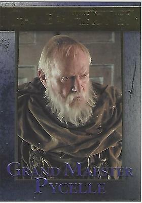 Game of Thrones Season 6 Six Base Parallel Gold 68 #139/150