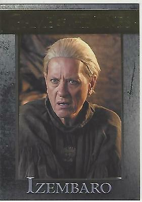 Game of Thrones Season 6 Six Base Parallel Gold 98 #024/150