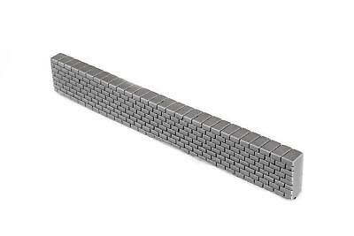 Brick Built Wall Sections Unpainted by WWS Pack of 3 - Dioramas, Layouts