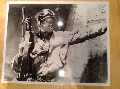 James Cameron TERMINATOR 1984 original movie press kit Biehn Hamilton 7 glossies