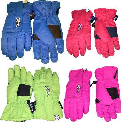 XTM Tots Toddler Winter Warm Snow Ski Gloves Sizes 2XS-XS