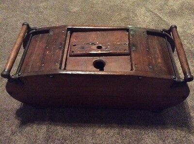 Antique Wooden Swing Butter Churn 1800s Large Swinging