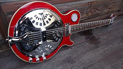 guitare GIANNINI GED200 RESO ELECTRIQUE / ELECTRO