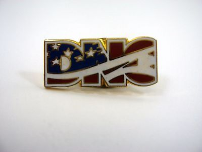 Vintage Collectible Pin: DNC Democratic National Convention