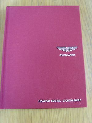 Aston Martin . Newport Pagnell . A Celebration . Hardback Book and DVD