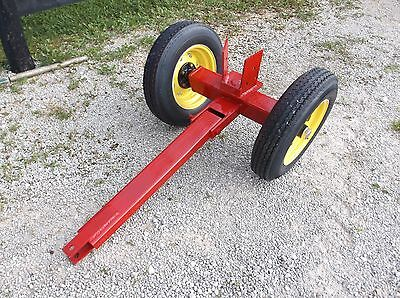 Dolly Wheels For New Holland 56-256-258 Hay Rakes *free 1000 Mi.truck Shipping*