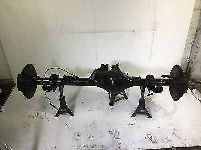 LANDROVER Discovery2 TD5 Rear Axle Assembly With Discs & Calipers  98-2004