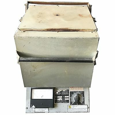 Kiln  Cress C-100-6 ELECTRIC KILN USED AND WORKING CONDITION