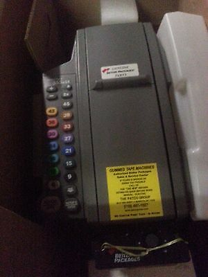 Better Pack 555esa Electronic Gum Tape Dispenser Fully serviced Free Tape  Patco
