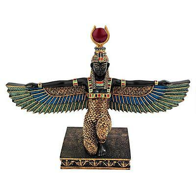 """""""Isis, Egyptian Goddess of Beauty"""" Statue Indoor Egyptian Culture Decor"""