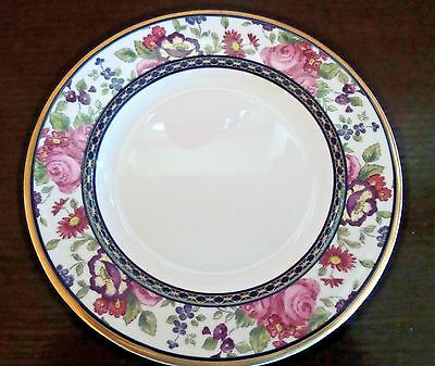 Royal Doulton England Fine Bone China Bread and Butter Plate Centennial Rose