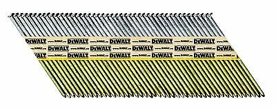 Dewalt Bright Finish Ring Shank 2.8 x 50mm Nails DT99528RB