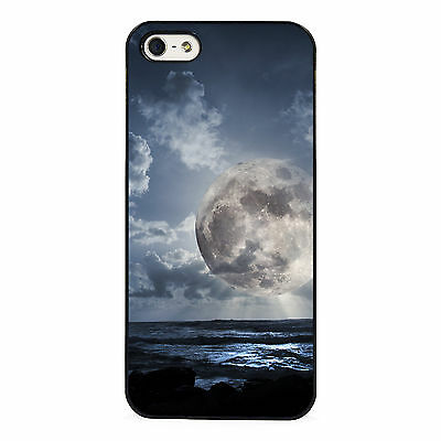 Moon Rise phone case fits iPhone