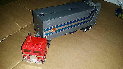 Transformers Optimus Prime G1 Figure - Serious Offers Are Welcome ! !