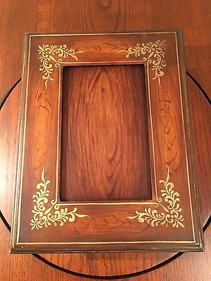 Vintage Wooden Holy Bible Case Religious Box Church 2007 Limited Edition