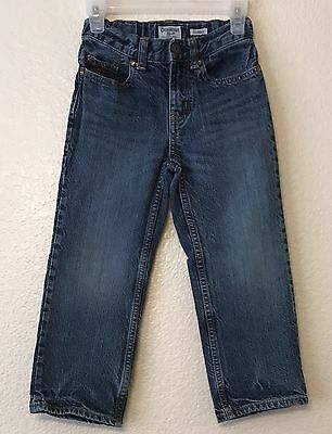 OshKosh B'gosh Classic Denim Blue Jeans Boys Pants Size 5