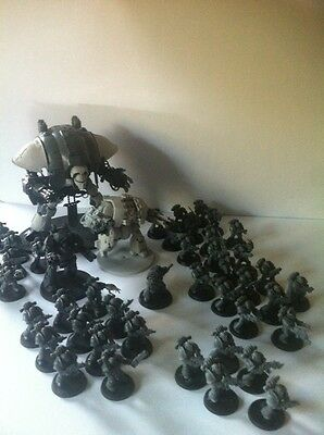 Warhammer 30k Horus Heresy Space Marines Army W/ Imperial Knight Leviathan More
